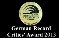 German Record Critics Award